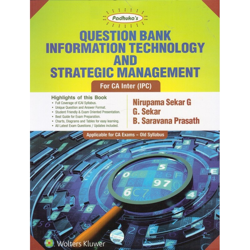 Padhuka's Question Bank on Information Technology