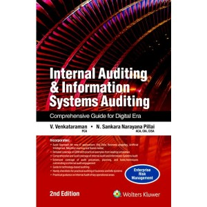CCH's Internal Auditing & Information Systems Auditing : Comprehensive Guide for Digital Era [HB] by V. Venkataraman, N. Sankara Narayana Pillai