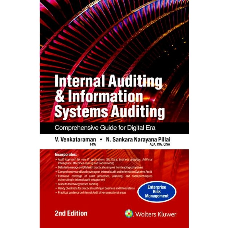 CCH's Internal Auditing & Information Systems Auditing
