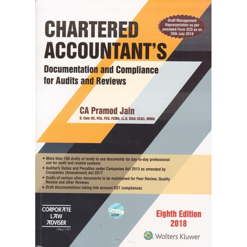 CCH's Chartered Accountants Documentation and Compliance for Audits