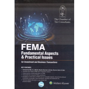 CCH's Fema Fundamental Aspects & Practical Issues for Investment and Business Transactions by The Chamber of Tax Consultants