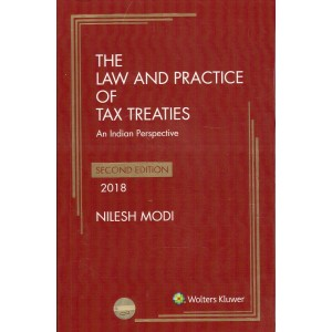 CCH's The Law and Practice of Tax Treaties : An Indian Perspective by Nilesh Modi