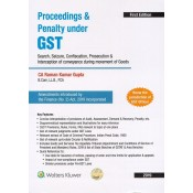 Wolters Kluwer's Proceedings & Penalty under GST by CA. Raman Kumar Gupta