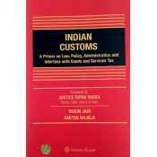 Wolters Kluwer's Indian Customs [HB] by Tarun Jain, Amitab Hajela