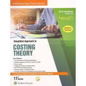 Wolters Kluwer's Simplified Approach to Costing Theory (AMA) for CA Final & CMA Final May 2020 Exam by CA. K. Hariharan [Old & New Syllabus]