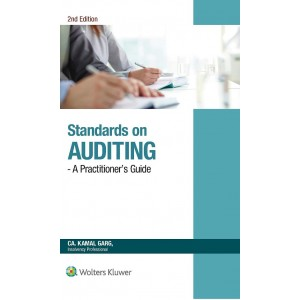 Wolters Kluwer's Standards on Auditing - A Practitioner's Guide by CA. Kamal Garg