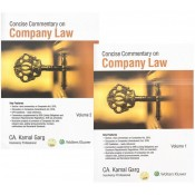 Wolters Kluwer's Concise Commentary on Company Law by CA. Kamal Garg [In 2 Volumes]