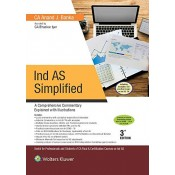 Wolters Kluwer's Ind AS Simplified by CA. Anand J. Banka [2020 Edn.]