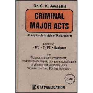 Dr. S. K. Awasthi Criminal Major Acts CTJ Publication