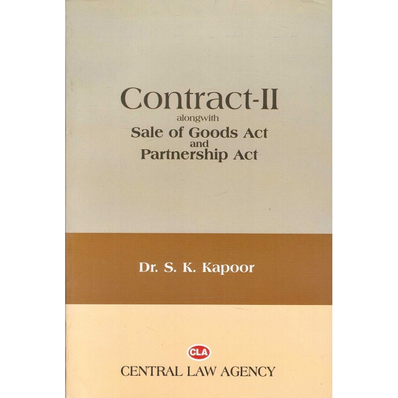 contract of sale of goods act