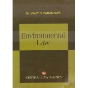 Central Law Agency's Environmental Law by Dr. Vijay N. Paranjape