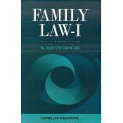 Central Law Publication's Family Law I for LL.B & LL.M Students by Dr. Shivani Goswami