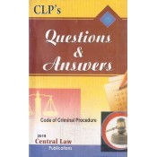 Central Law Publication's Questions & Answers on Code of Criminal Procedure [Cr.P.C.] by Ashish Tiwari