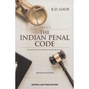 Central Law Publication's Commentary on The Indian Penal Code [IPC] by K. D. Gaur