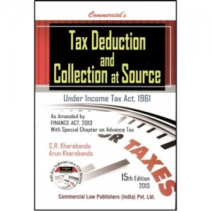 Commercial's Tax Deducation And Collection At Source