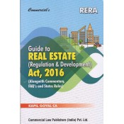 Commercial's Guide to Real Estate (Regulation & Development) Act, 2016 | RERA Act 2016 by Kapil Goyal