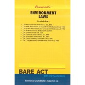 Commercial's Environment Laws Bare Act