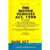 Commercial's The Motor Vehicles Act, 1988 Bare Act