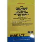 Commercial's Street Vendors (Protection of Livelihood and Regulation of Street Vending) Act, 2014 Bare Act 2021