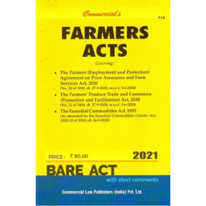 Commercial's Farmers Act Bare Act
