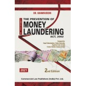 Commercial's The Prevention of Money Laundering Act, 2002 [HB] by Dr. Shamsuddin