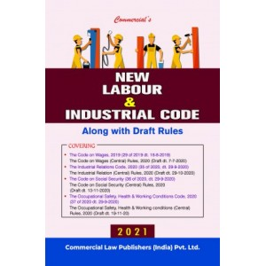 Commercial's New Labour & Industrial Code along with Draft Rules