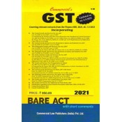 Commercial's GST Bare Act 2021