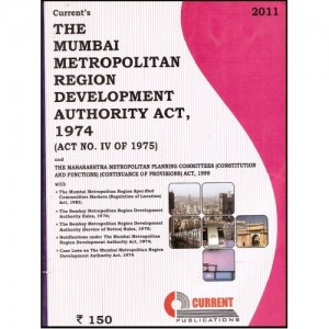 Current's The Mumbai Metropolitan Region Development Authority Act, 1974