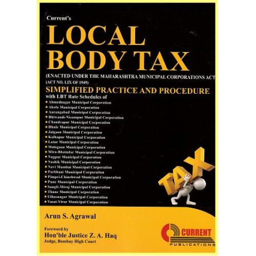Current's Local Body Tax [LBT] by Arun S. Agrawal
