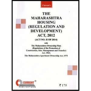 Current's Maharashtra Housing (Regulation & Development) Act, 2012