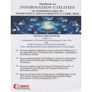 Current Publication's Information Utilities by Pranav Khatavkar