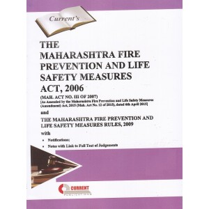 Current's The Maharashtra Fire Prevention & Life Safety Measures Act, 2006