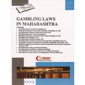 Current Publication's Gambling Laws in Maharashtra