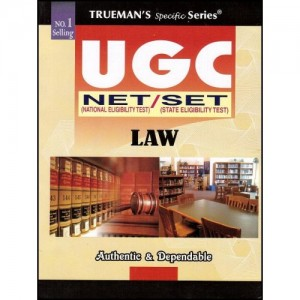 Danika Publishing Company's Trueman's Specific Series Law For UGC/ SET/ NET/ JRF/ P.H.D /M.Phil Entrance by Adv. Suman Chauhan