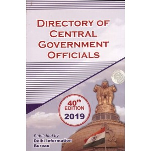 Delhi Information Bureau's Directory of Central Government Officials