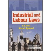 Dhanpat Rai's Industrial and Labour Laws for LLB by S. P. Jain, Simmi Agrawal