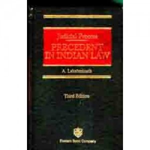 Judicial Process: Precedent in Indian Law [HB] by A. Lakshminath, Eastern Book Company