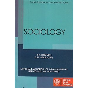 Eastern Book Company's Sociology For Law Students by T. K. Oommen & C. N. Venugopal
