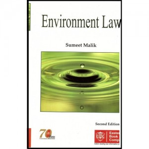 Eastern Book Company's Environmental Law For B.S.L & L.L.B by Sumeet Malik