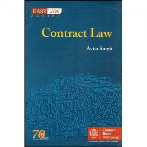Eastern Book Company's Contract Laws by Avtar Singh