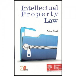 Eastern Book Company's Intellectual Property Laws For B.S.L & L.L.B by Avatar Singh