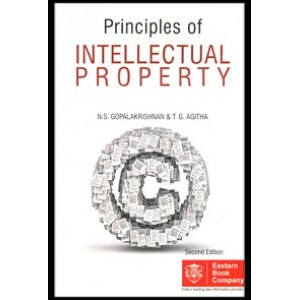 Eastern Book Company's Principles of Intellectual Property by N. S. Gopalkrishnan & T. G. Agitha