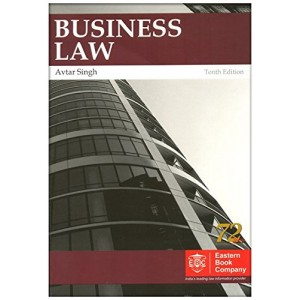Eastern Book Company's Business Law by Avtar Singh