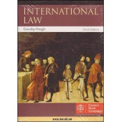 Eastern Book Company's International Law for Law Students by Gurdip Singh & Amrita Bahri