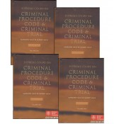 Central Law Publication's Code of Criminal Procedure, 1973