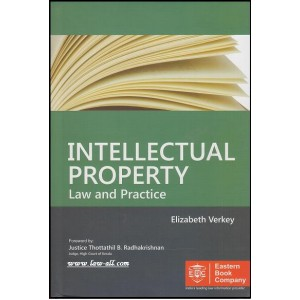 Eastern Book Company's (EBC) Intellectual Property Law and Practice (IPR) by Dr. Elizabeth Verkey