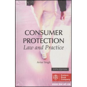 Eastern Book Company's Consumer Protection Law and Practice, 1986 by Dr. Avtar Singh (HB)