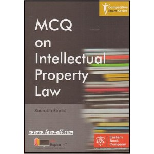 EBC's MCQ on Intellectual Property Law by Saurabh Bindal | Competitive Exam Series [Edn. 2020]