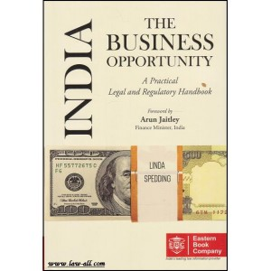 Eastern Book Company's India - The Business Opportunity by Linda Spedding