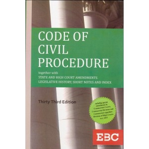 Eastern Book Company's Code of Civil Procedure